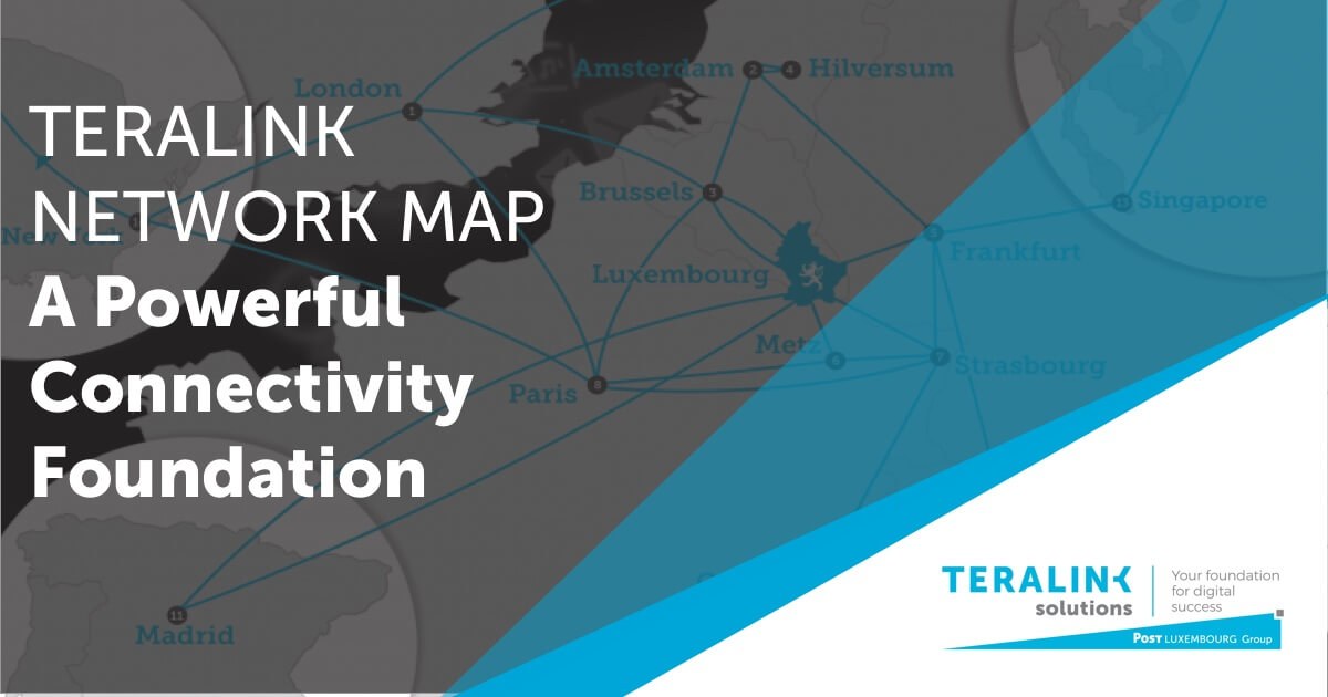 Network Map TERALINK Solutions - Network map page