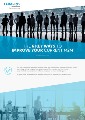 Find out how you can better manage your M2M solutions